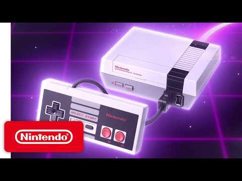 Nintendo Commercial for NES Classic Edition (2016) (Television Commercial)