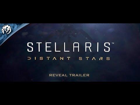 Stellaris: Distant Stars, Story Pack - Reveal Trailer thumbnail