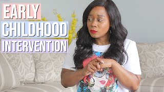 MY 2 YEAR OLD DOES NOT TALK AT ALL! | OUR EARLY CHILDHOOD INTERVENTION STORY | NIA NICOLE