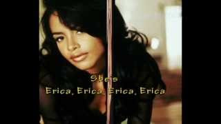 Aaliyah ~ Erica Kane ~ Lyrics on Screen ~ Full Song