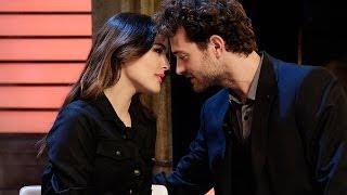 El Hormiguero 3.0 - Pablo Motos pide a Adriana Ugarte y Peter Vives que repitan el beso