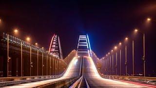 Крымский мост. Комментарии иностранцев. После открытия.