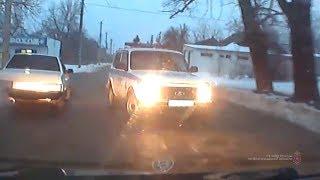 Погоня по бездорожью в Котово