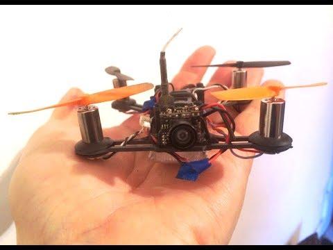 Qx95 fpv flying/ winter loops