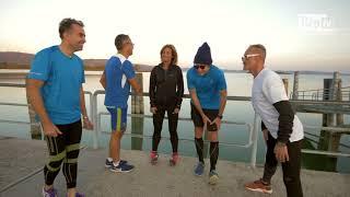Maratona di New York, gli allenamenti in Umbria di Leonardo Cenci