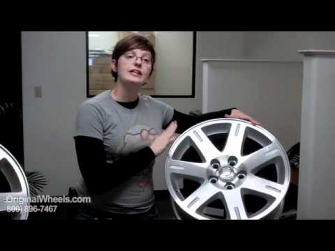 Town and Country Rims & Town & Country Wheels - Video of Chrysler Factory, Original, OEM, stock Rim