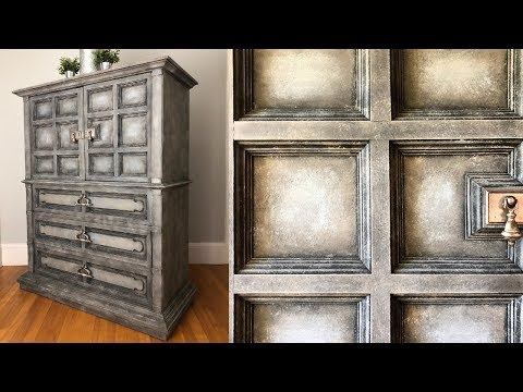 DIY Dresser Makeover - How To Layer W/ Annie Sloan Chalk Paint Mp3
