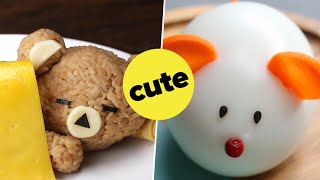 4 Recipes Almost Too Cute To Eat