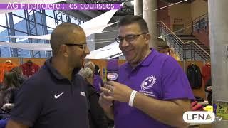 AG Financière LFNA 2018 - Les coulisses