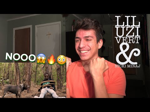 Lil Uzi Vert ft. Nicki Minaj THE WAY LIFE GOES Remix (Official Music Video)  Reaction