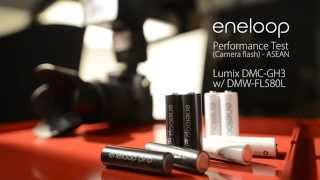 Battery Panasonic ENELOOP PRO 2550 mAH BLACK Baterai Charge AA A2 ORI
