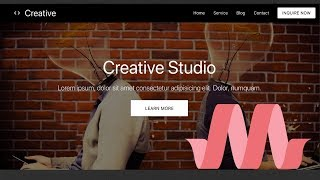 Build  an Agency Website Theme With Materialize CSS 1.0.0