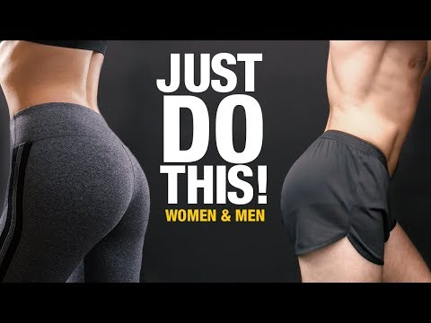How to Get a BIGGER Butt? Just Do THIS!!