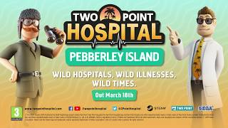 VideoImage1 Two Point Hospital: Pebberley Island
