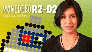Pixelexip 15 :: Realiza un Práctico Monedero de R2-D2 (Star Wars) con Hama Beads - DIY