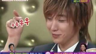 Download Video leeteuk's high tone and low tone ( eng sub) MP3 3GP MP4