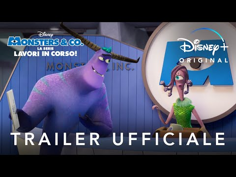 Monsters & Co. La serie – Lavori in corso! – Il trailer italiano ufficiale