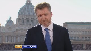 """The Man Accusing Pope Francis """"Does Seem To Have A Lot Of Credibility"""" - ENN 2018-08-27"""