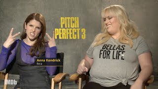 The Cast of 'Pitch Perfect 3' Reveal Their Dream Riff-offs | IMDb EXCLUSIVE