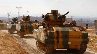 Турецкая армия вошла в Идлиб