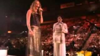 Gladys Knight & Joss Stone & Jessica SImpson - soul medley.