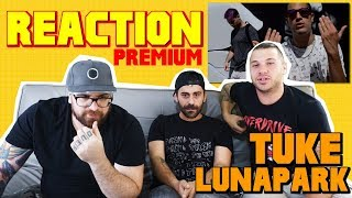 TIUKE - LUNAPARK | RAP REACTION 2017 | ARCADE BOYZ FET. SONNY WILLA PREMIUM