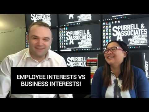 Employee Interests Vs Business Interests