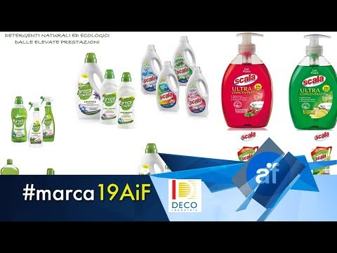 Produzione detergenti per la GDO - DECO Detergenza
