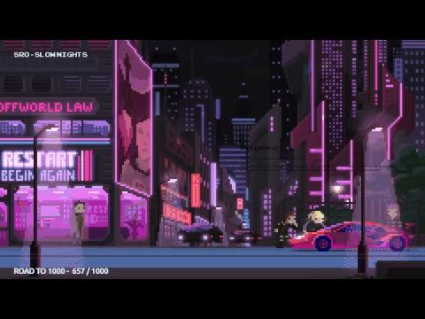 Moody/Dark Electronic Radio 24/7 - Chill/Synth/Cyberpunk Music - Drippin' Downtempo 🎧