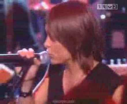 Mark Owen - Four Minute Warning (Live)