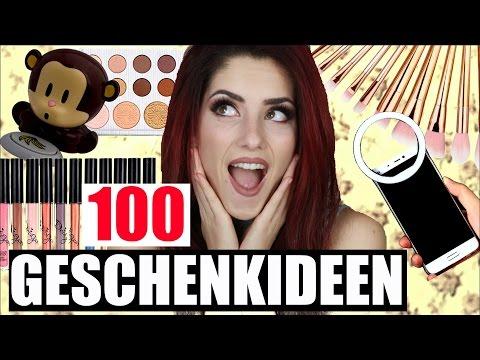 100 AMAZON GESCHENKIDEEN I Witzig, nützlich, Kosmetik I Luisacrashion