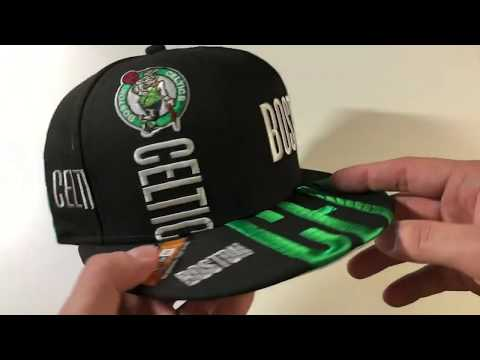 Boston Celtics New Era 2019 2020 Tip-Off Series 59Fifty Fitted Hat Overview
