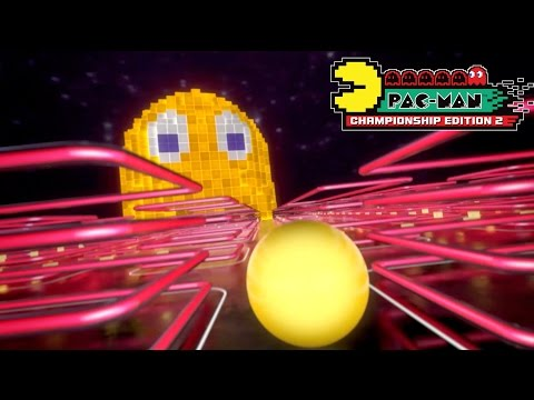 Видео № 0 из игры Pac-Man Championship Edition 2 + Arcade Game Series [PS4]