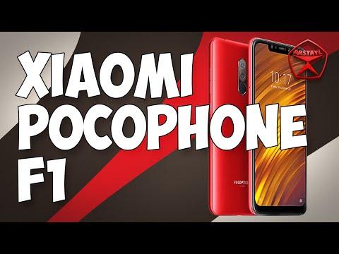 Samsung в шоке от Pocophone F1! 845 Дракон за недорого / Арстайл /