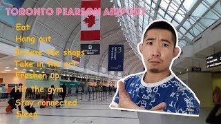 多伦多Pearson机场攻略(上)——3号航站楼