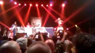 DMX - A'Yo Kato (Live @ Budapest)