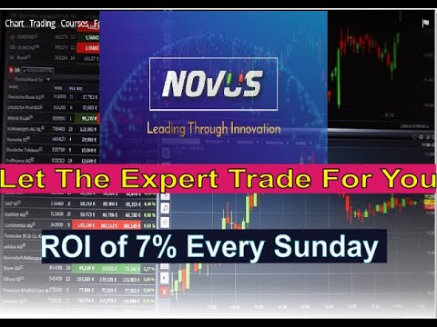 How To Invest & Earn With Novus