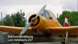 preview picture of video 'Z-37 Cmelak Die Hummel in Beilrode'