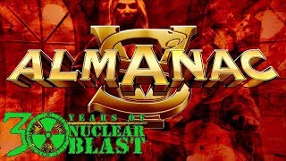 Gambar cover ALMANAC - Hail To The King (OFFICIAL TRACK & LYRICS)