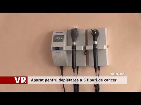 Aparat pentru depistarea a 5 tipuri de cancer