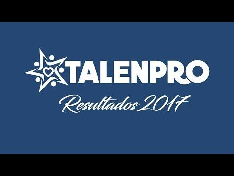 Resultados TalenPro 2017