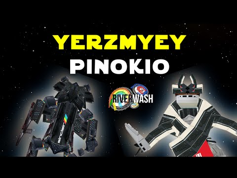Yerzmyey & Pinokio live @ Riverwash 2016