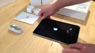 iPad Mini 4 Unboxing - dooclip.me