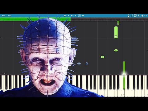 Horror Movie Theme Songs On Piano