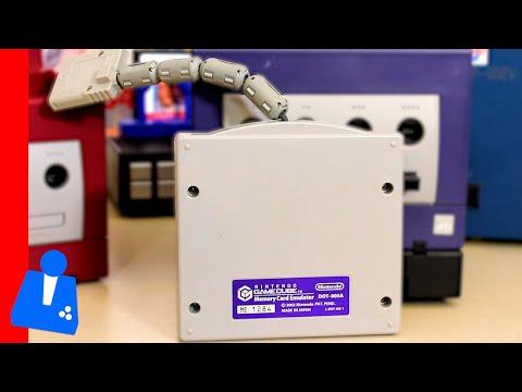 Development GameCube Memory Card Emulator + Memory Card Testing Software - H4G
