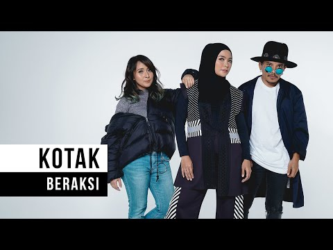 "Kotak - ""Beraksi"" (Official Video)"