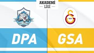 Dark Passage A ( DPA ) vs Galatasaray Espor A ( GSA ) Maçı   2021 AL Kış Mevsimi 4. Hafta