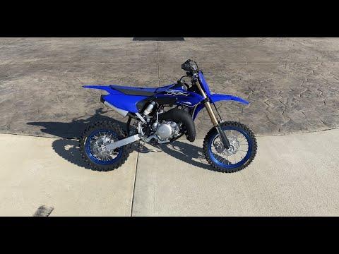 2021 Yamaha YZ65 in Ottumwa, Iowa - Video 1