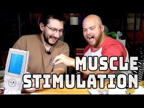 Review - Rechargeable Tens Unit Pulse Stimulator / NURSAL Pain Relief Impulse Mini Massager
