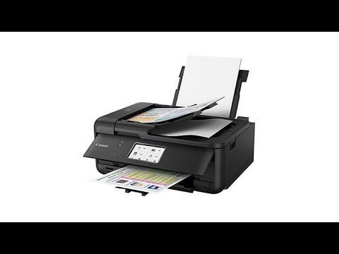 Canon PIXMA TR8520 Wireless AllinOne Home Office Printer…